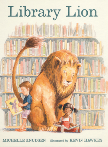 library_lion